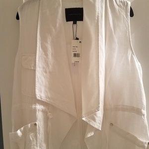 Sanctuary Linen Vest